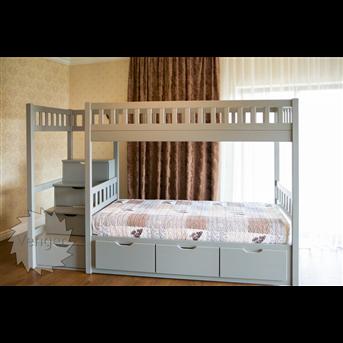 Двухъярусная кровать с ящиками Владимир Венгер 90x200