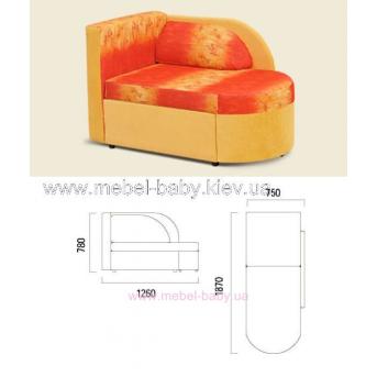 Диван-кровать Кубус-Н