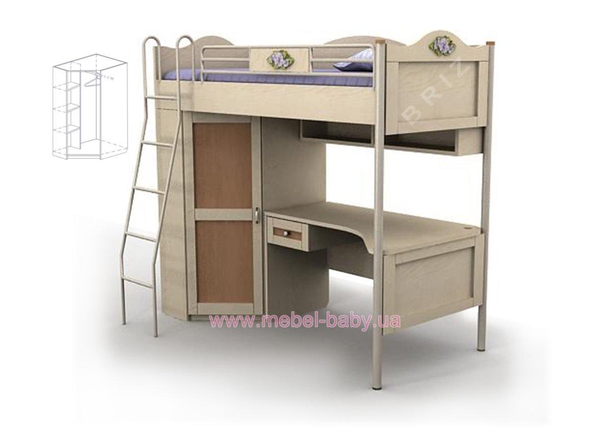 Кровать плюс стол An-16-3