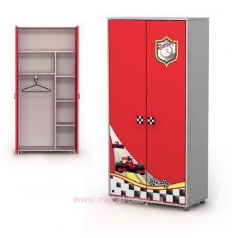 Двухдверный шкаф Dr-02-2