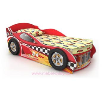 Кровать-машинка DR-10-70 Briz 70x150