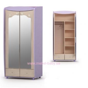 Двухдверный шкаф Si-02-1