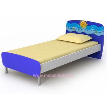 Кровать Od-11-1 Бриз