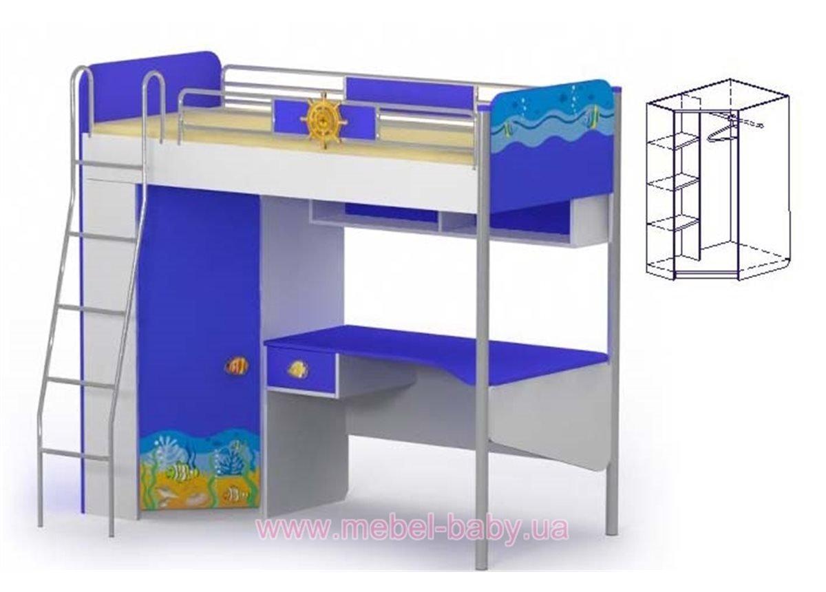 Кровать стол Od-16-2
