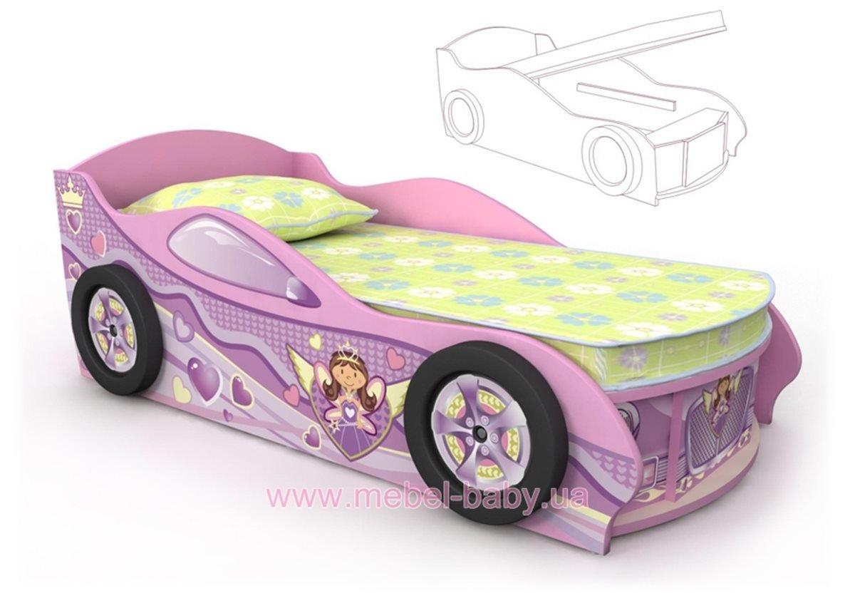 Кровать-машинка Pn 10 70mp