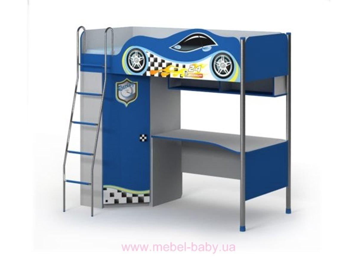 Кровать_стол Dr-16-2 Бриз